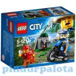 Építőjátékok - Építőkockák - LEGO 60170 City Police Terepjárós üldözés
