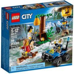 Építőjátékok - Építőkockák - LEGO 60171 City Police Hegyi szökevények