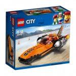 LEGO City - 60178 LEGO City Sebességrekorder autó
