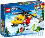 LEGO City - LEGO City 60179 Mentőhelikopter