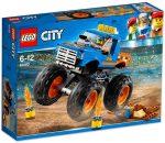 LEGO City - LEGO City 60180 Óriási teherautó