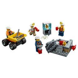 LEGO City - 60184 Bányászcsapat