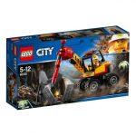 LEGO City - 60185 LEGO City Bányászati hasítógép