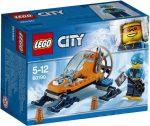 LEGO City - LEGO City 60190 Sarkvidéki jégsikló