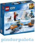 LEGO - CITY - 60191 LEGO City - Sarkvidéki expedíciós csapat