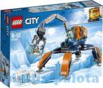 LEGO City - LEGO City 60192 Sarkvidéki lánctalpas jármű