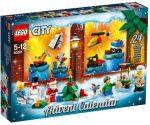 LEGO City - LEGO City Adventi Naptár