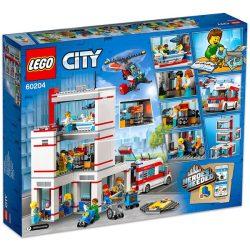 LEGO City - 60204 Kórház
