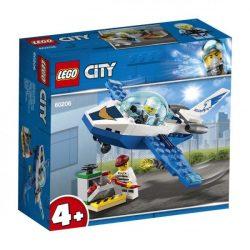 LEGO City Police - Lego rendőrség - 60206 Lego Rendőrségi járőröző repülőgép