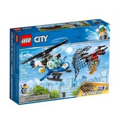 LEGO City Police - Lego rendőrség - 60207 Lego rendőrségi drónos üldözés