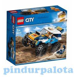 LEGO City - 60218 Lego Sivatagi rally versenyautó