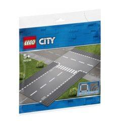 LEGO City - 60236 Lego City egyenes út és T elágazás