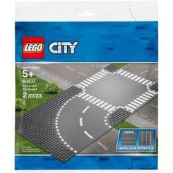LEGO City - 60237 Lego City kanyar és kereszteződés