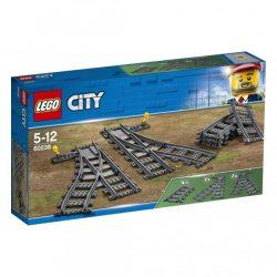 LEGO City - 60238 LEGO City vonatsín vasúti váltó