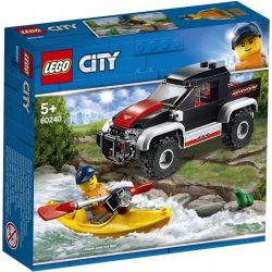 LEGO City - 60240 Lego Kajakos kaland