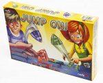Ügyességi játékok - Jump On! Ügyességi kalapkilövő társasjáték Noris