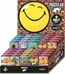 Gyerek puzzle - Smiley 54 darabos puzzle