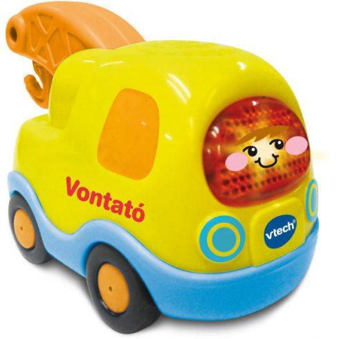 Fejlesztő játékok babáknak - Toot-Toot kisautók vontató Magyarul beszélő baba játék V-TECH
