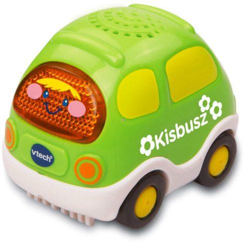 Fejlesztő játékok babáknak - Toot-Toot kisautók kisbusz Magyarul beszélő baba játék V-TECH