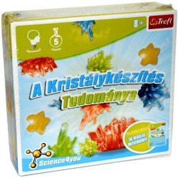 Oktató - Fejlesztő - A kristálykészítés tudománya