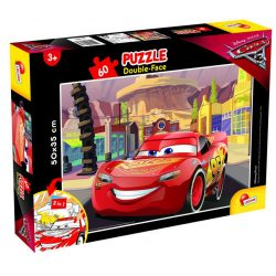 Gyerek Puzzle - Kirakósok - Verdák-3 Puzzle plusz 60 részes