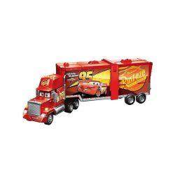 Játék autók - Autós játékok - Verdák: 2 az 1-ben Mega Mack kamion versenypálya - Mattel