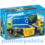Playmobil játékok - Kukásautó Playmobil 6110