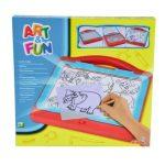 Rajzeszközök - Világítós rajztábla