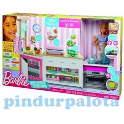 Játék kellékek babázáshoz - Barbie Álom konyhája