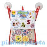 Pancsolós játékok - Fürdetős játékok babáknak - Alex Tapassz a csempére Számok és formák