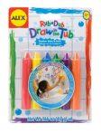 Fürdős játékok - Alex szappankréta