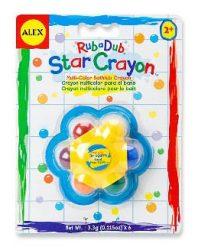 Vizi játékok - Csillag alakú szappankréta Alex