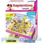 Fejlesztő játékok gyerekeknek - Sapientino Lányok