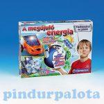 Társasjáték - Megújuló energia tudományos játék