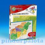 Puzzle - Földrajz Puzzle Magyarország Clementoni