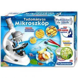 Oktató - Fejlesztő - Tudományos Mikroszkóp