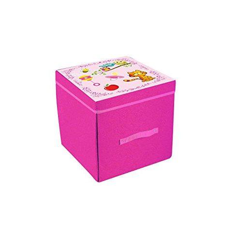 Fejlesztő játékok - Játszószőnyeg játéktároló doboz 2 az 1-ben lányos