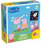 Baby kirakók - Peppa Malac Puzzle