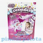 Fűzős játékok gyerekeknek - Gyöngyök - Gemmies csodabogarak kristálygyöngyös kreatív kés