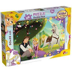 Gyerek Puzzle - Kirakósok - 108db-os Puzzle Plus Aranyhaj
