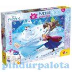 Gyerek Puzzle - Kirakósok - Puzzle Plus, Jégvarázs, 60 db-os