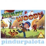 Társasjátékok gyerekeknek -  Windy Woody társasjáték