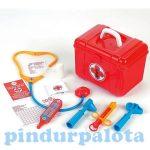 Szerepjátékok - Orvosos készletek - Orvos koffer Klein Toys