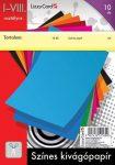 Színes papírok - Színes kivágópapír A4