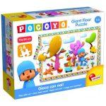 Baby kirakók - Puzzle - Pocoyo földön kirakható puzzle a legkisebbeknek, játszótér