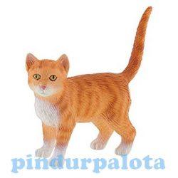 Állat figurák - Háziállatok - Vadállatok - Amerikai rövidszőrű cica Bullyland