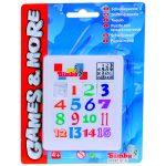 Gyerek Puzzle - Kirakósok - Tologatós puzzle uti játék Funny Puzzle 9,5x11,7