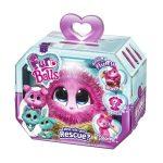 Interaktív játékok gyerekeknek - FUR BALLS kutyus-nyuszi-cica pink