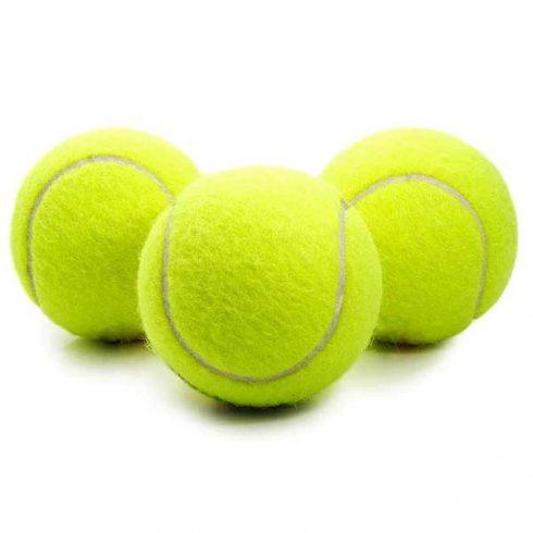 Labdák - Teniszlabda 3db-os