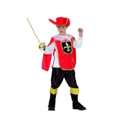 Jelmezek - Jelmez kiegészítők - Muskétás jelmez 130-140 cm gyerekre
